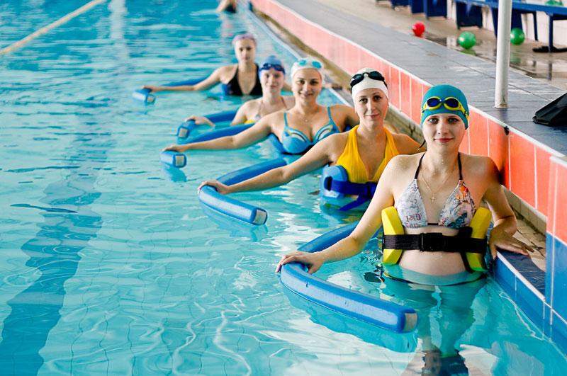 польза аквааэробики для похудения