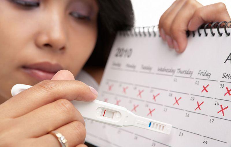 Календарный метод предохранения от беременности (+ калькулятор)