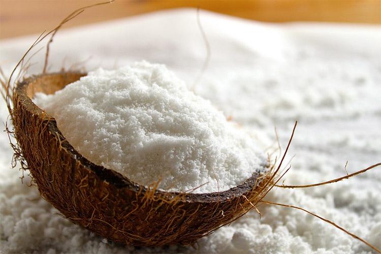 Как высушить мякоть кокоса | Волшебная Eда.ру