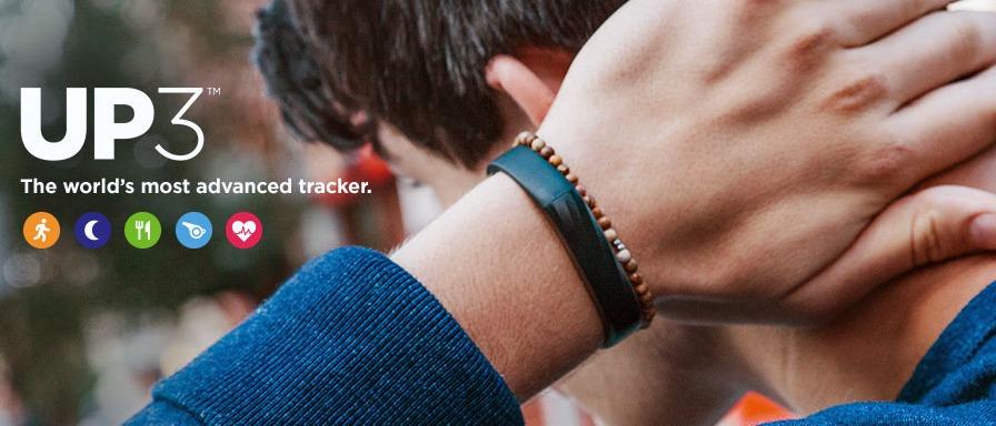 Jawbone UP3 выйдет уже 20 апреля   Tablets24