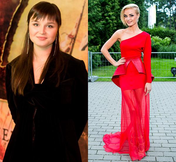 До и после: 5 похудевших звезд - Woman's Day