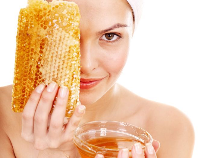 Маска для лица с медом от прыщей и морщин в домашних условиях ...