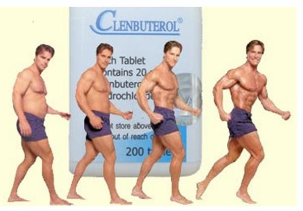 кленбутерол для похудения (главный ключ)