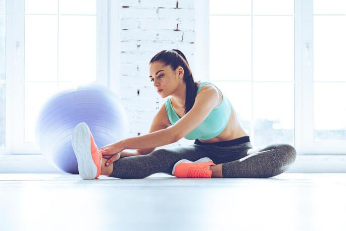 Стретчинг для начинающих — 10+ упражнений [2018]