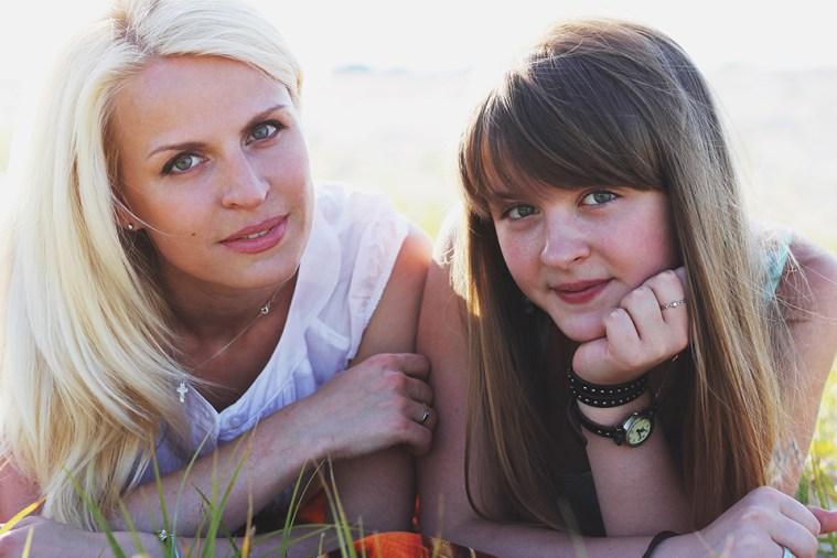 Самая главная дружба: мама и дочь - The Pled