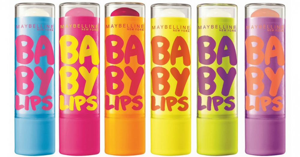 New $1/1 Maybelline Lip Product Coupon = Baby Lips Moisturizing Balm ...