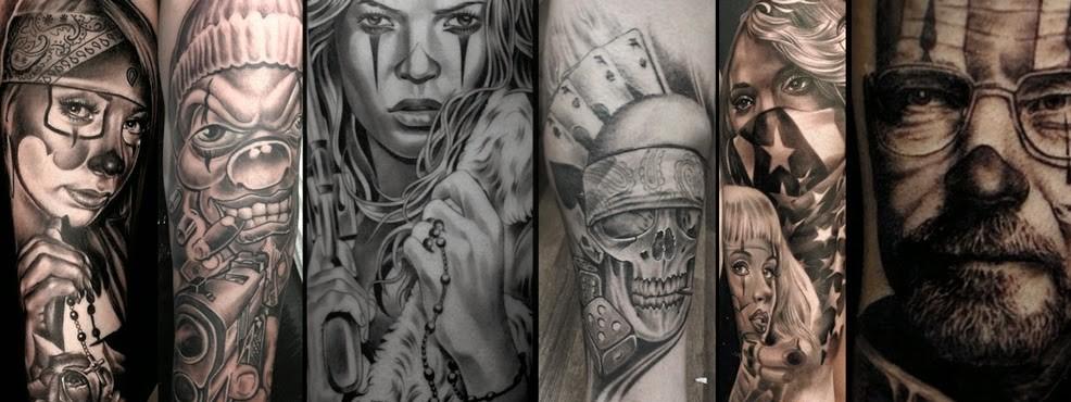 татуировки чикано