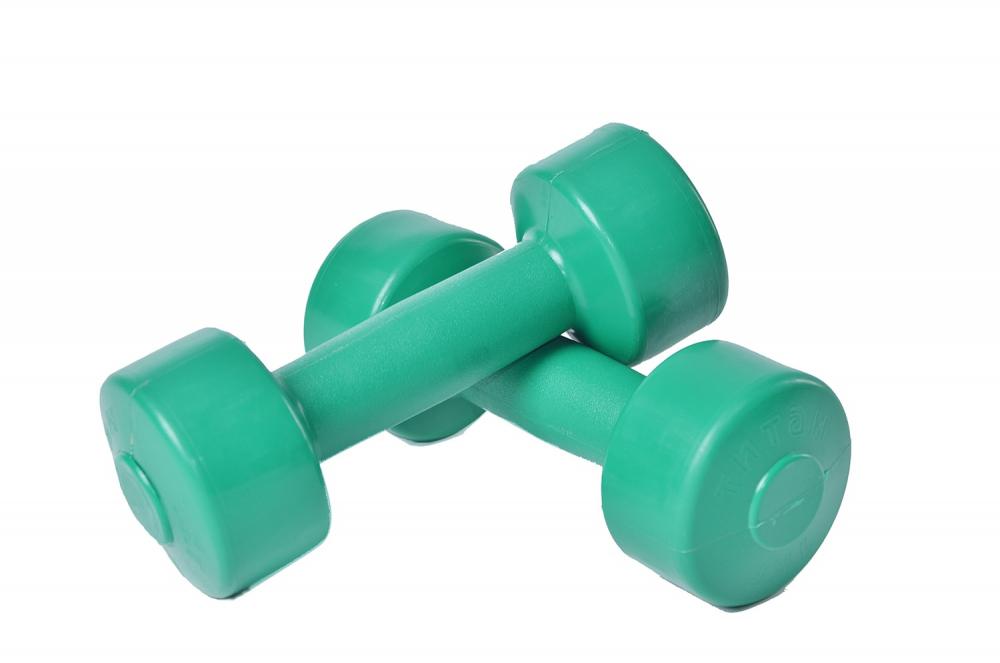 Гантели Plenergy Titan 2x1 кг