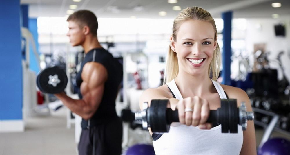 Упражнения для похудения девушек в тренажерном зале
