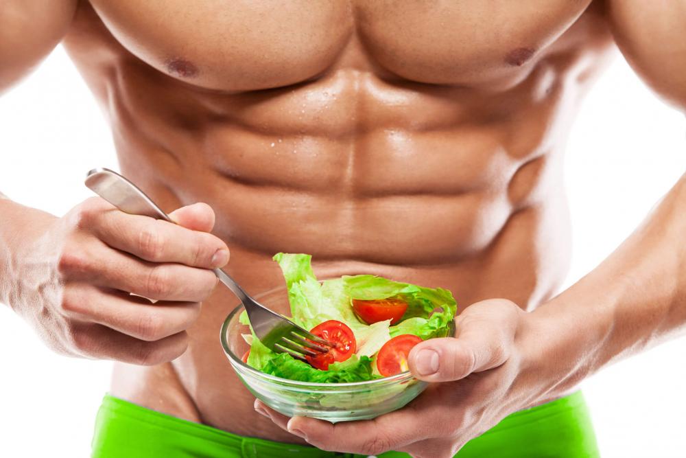 Правильное питание: меню на неделю для мужчин