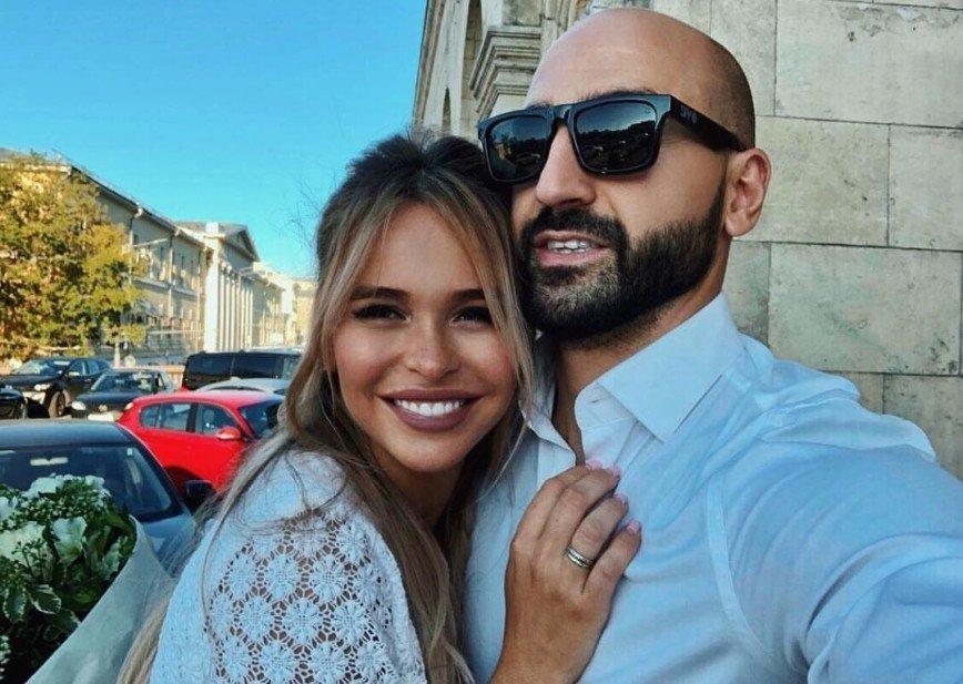 Муж Анны Хилькевич трогательно поздравил ее с годовщиной свадьбы