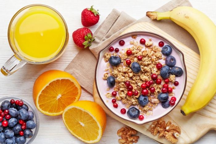 Организовываем правильное питание: когда и что есть