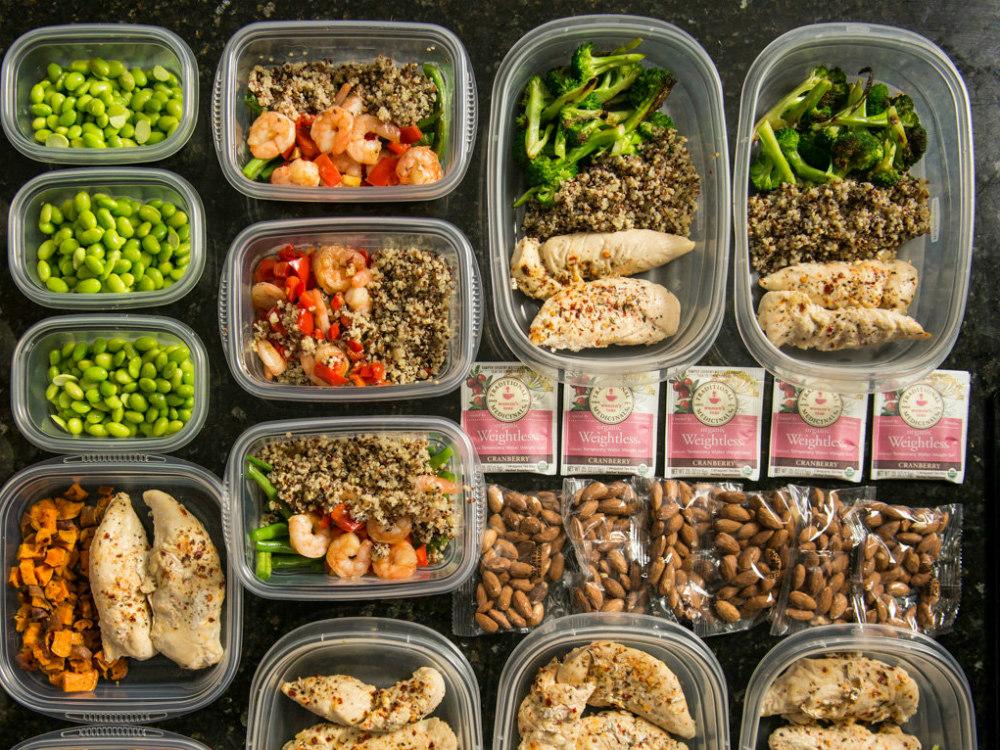 Правильное питание до, после и во время физических нагрузок