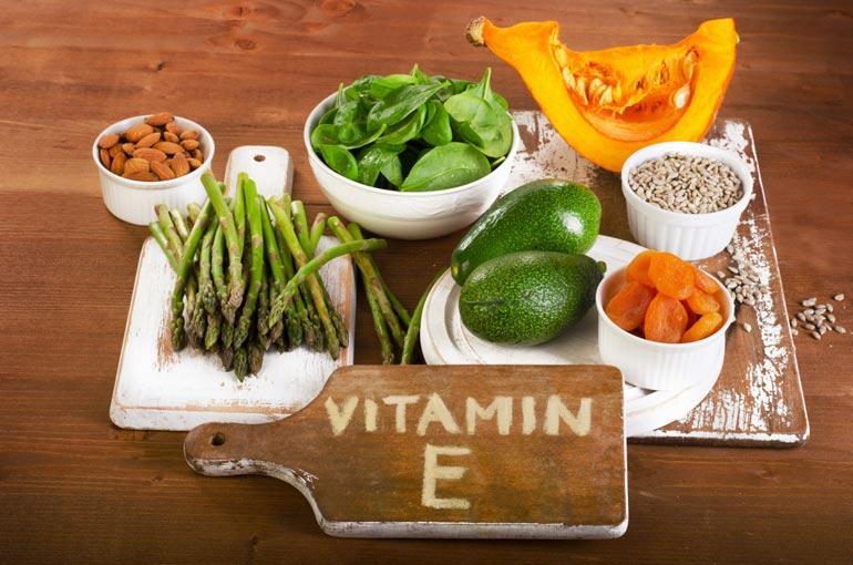 Топ-5 источников витамина Е для будущих мам