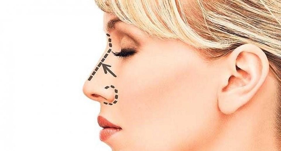 Как уменьшить нос в домашних условиях - упражнения и секреты макияжа ...