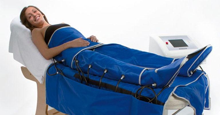 Прессотерапия - процедура и для похудения и от целлюлита