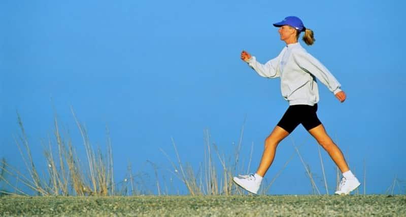 Пешие прогулки для похудения и здоровья