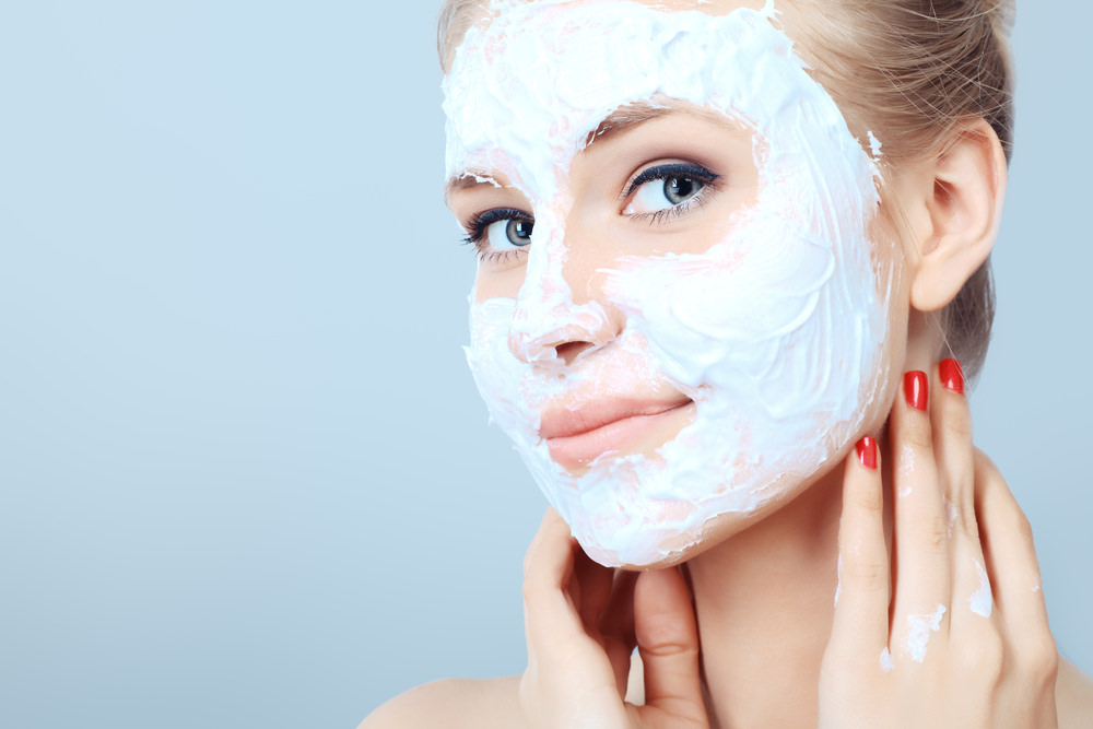 Глиняная маска для лица в домашних условиях для сужения пор