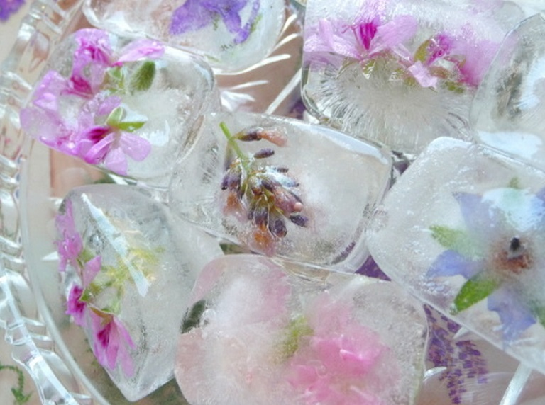 Косметический лед сужение пор