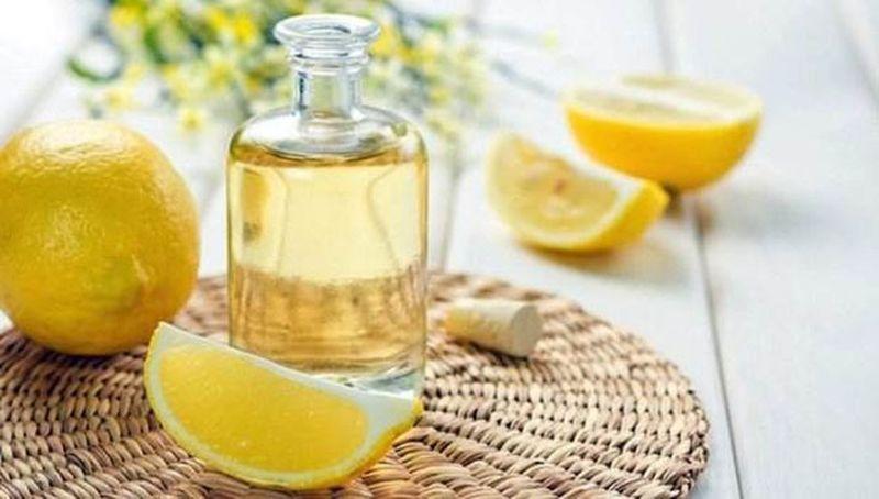 лимонный компресс