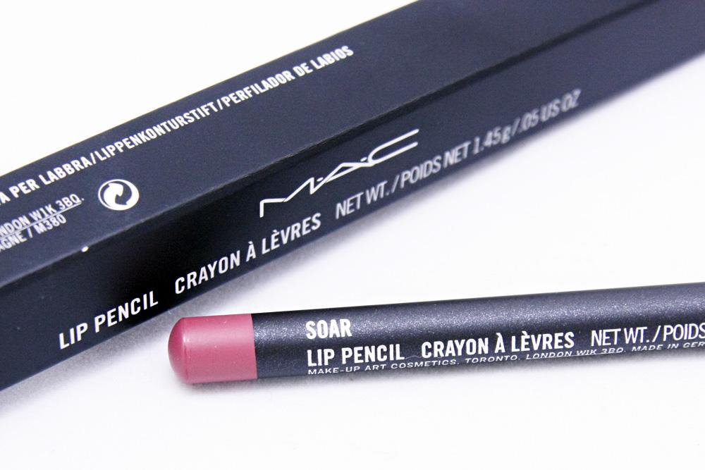 Карандаш для губ MAC Lip Pencil в оттенках Dervish и Soar - Missmua
