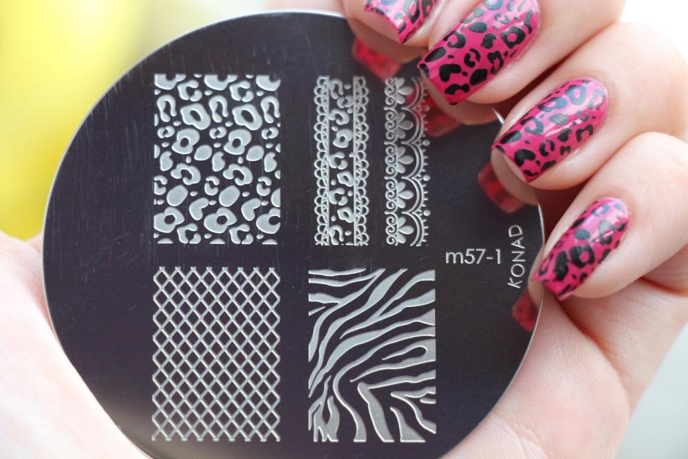 как сделать леопардовые ногти