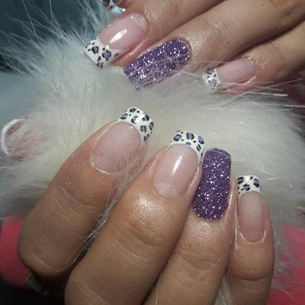 Леопардовый маникюр: гель-лаком или дома | Nailspiration.net