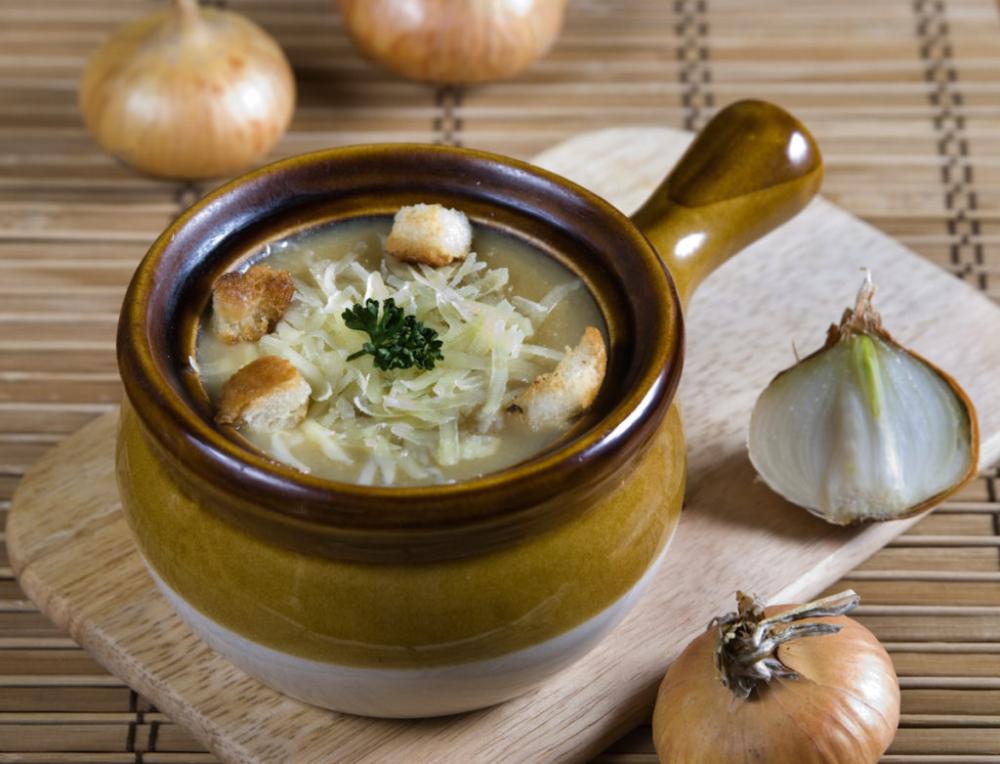 диета на луковом супе для похудения