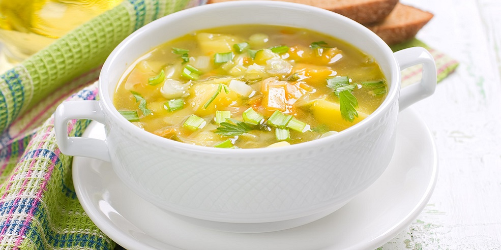 луковый суп для похудения (главный ключ)