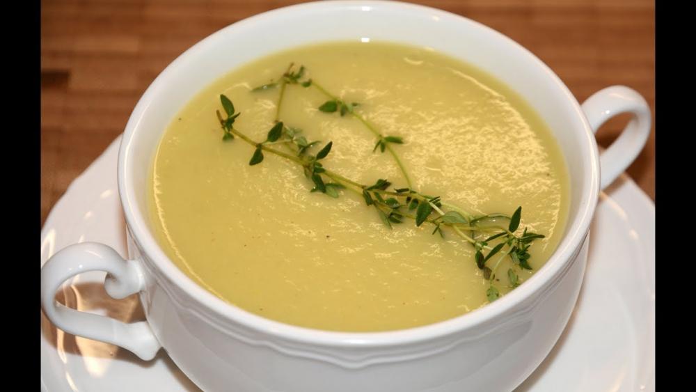 Суп Пюре из Лука Порея и Картофеля в Мультиварке Скороварке Redmond RMC P350 Рецепты для мультиварки