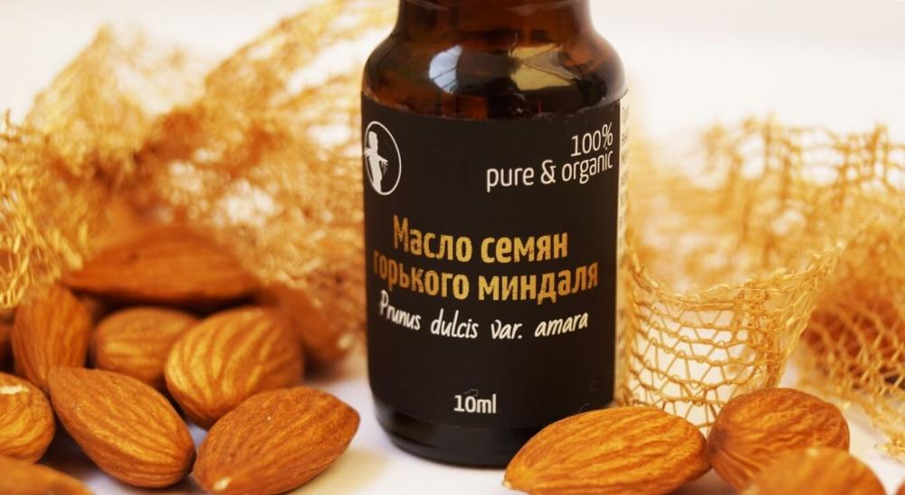 Масло горького миндаля - рецепты масок, скрабов, крема для лица