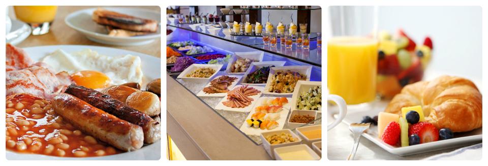 Типы питания в отелях - Виды и обозначения категорий