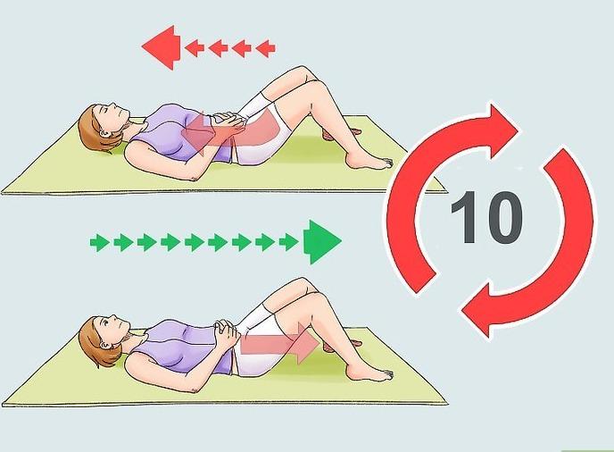 Как делать упражнения Кегеля