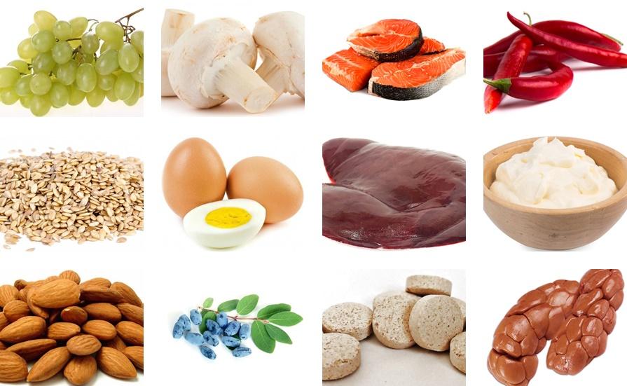 в чем содержится витамин в2