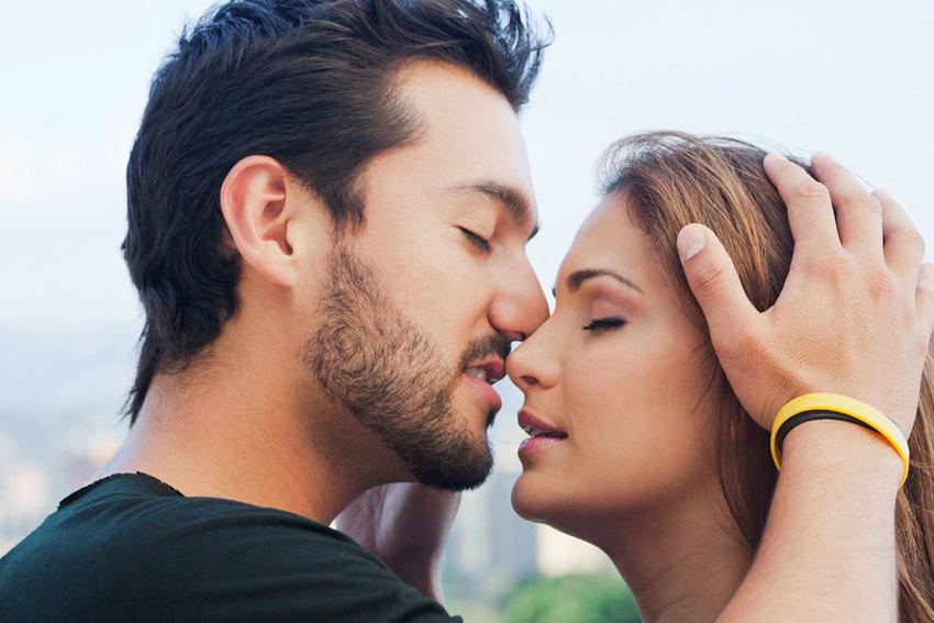 взгляд влюбленного мужчины на женщину
