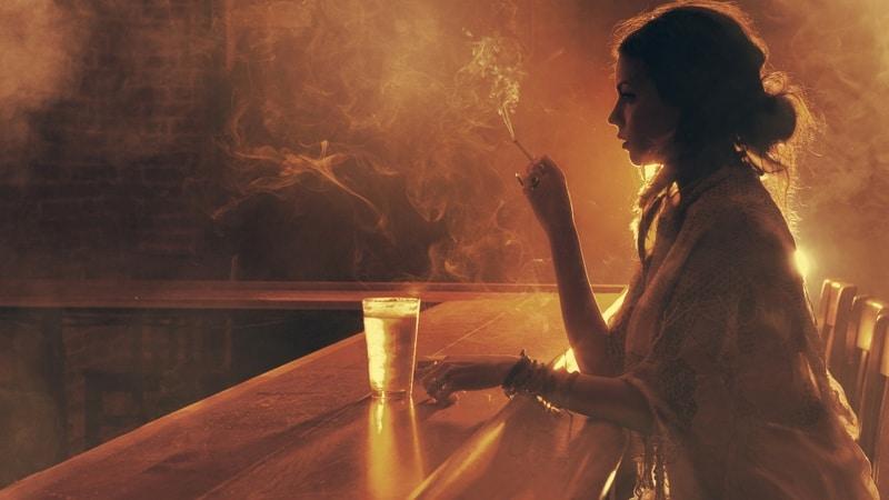 Женщина и вредные привычки | F-md.ru
