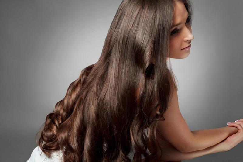 еКрасивые волосы