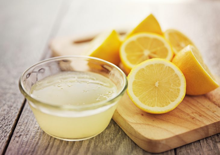 Лимонный сок: польза и вред
