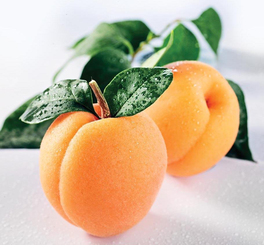 Маска из абрикоса от шелушения на лице