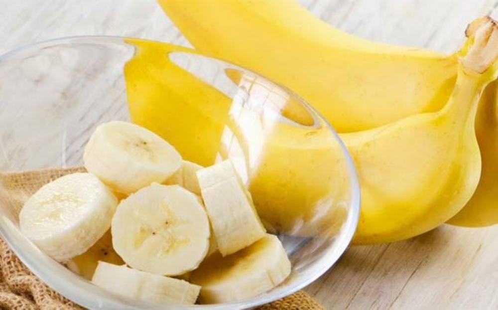 Маска для лица из банана от шелушения
