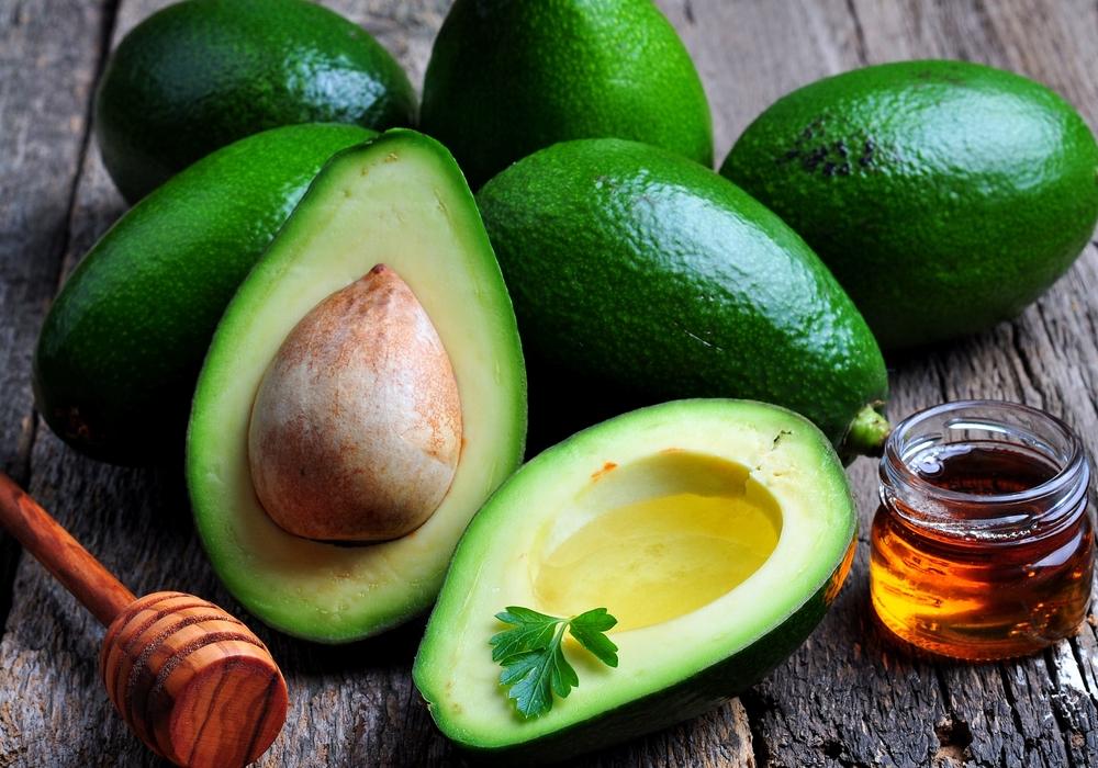 из авокадо для сияющей кожи в домашних условиях