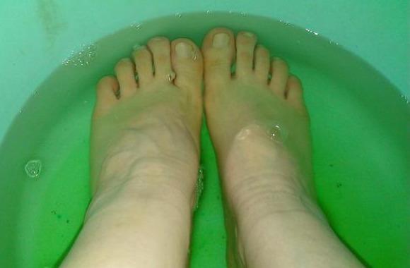 ванночки для ног в домашних условиях (главный ключ)