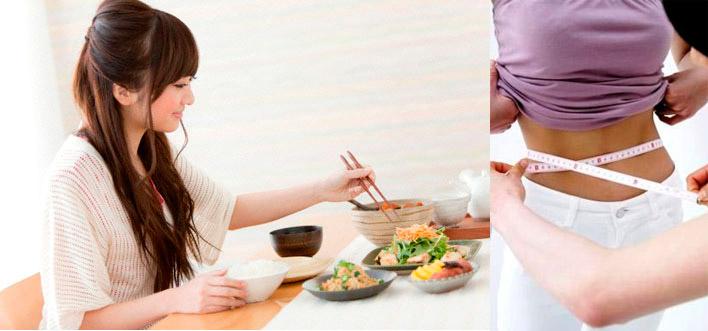 японская диета на 14 дней оригинал