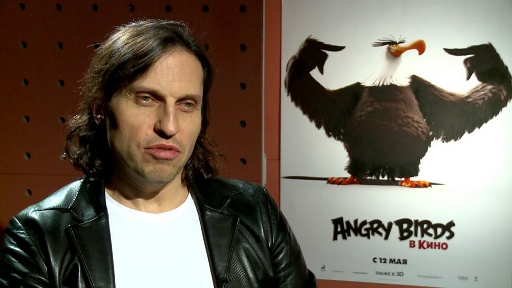 Angry Birds в кино - Ролик об озвучании мультфильма | 2016 | 1080p ...