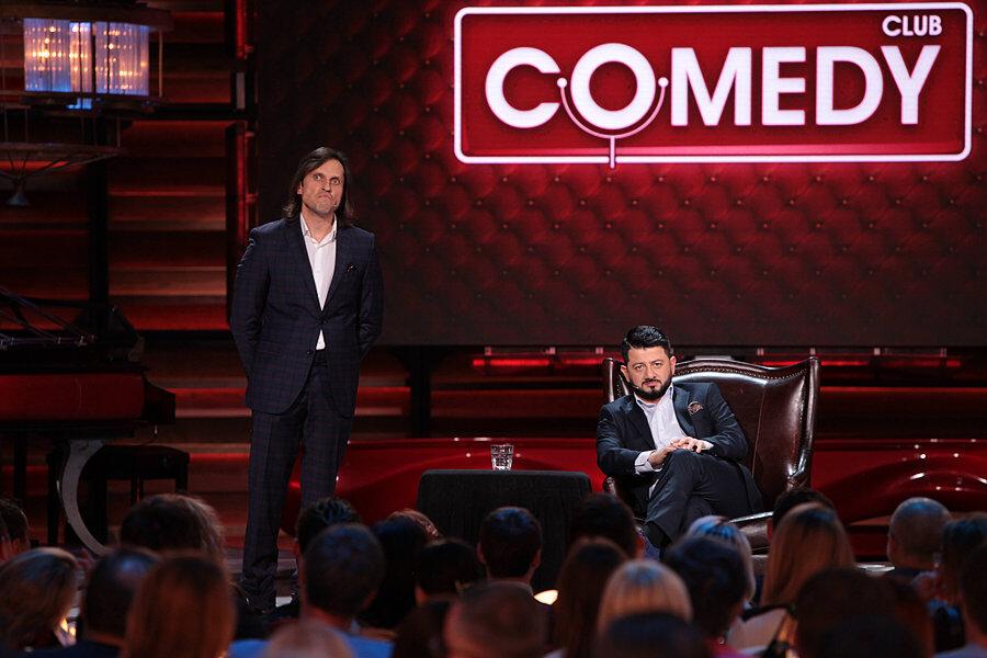 В ближайшем выпуске Comedy Club на телеканале ТНТ дуэт Ревва ...