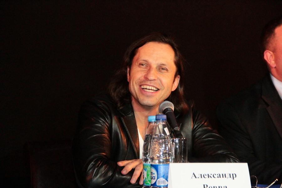 Александр Ревва: «Я не такой сексуальный, как вы думаете» | Вечерняя ...