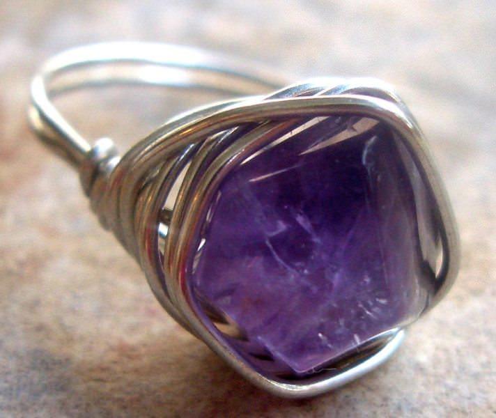 аметист камень свойства знак зодиака (главный ключ)