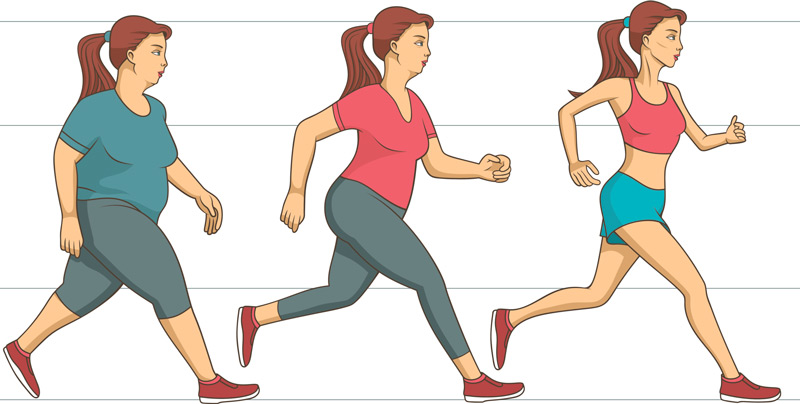 Бег для похудения: как и сколько нужно бегать, чтобы похудеть ...