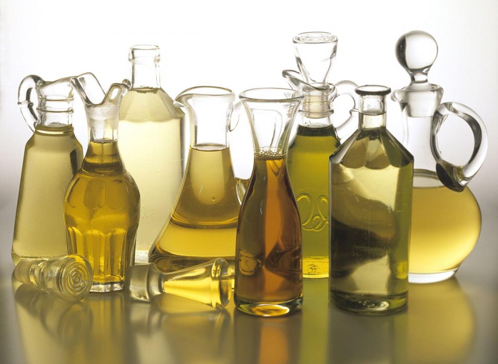 Растительное масло — Википедия