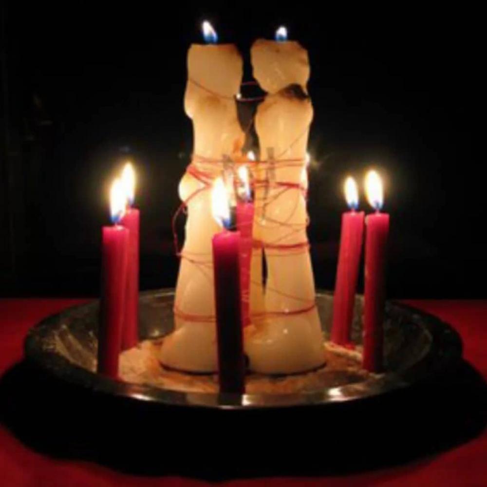 Приворот на свечах для привлечения любимого